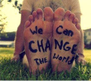 Можем да променим света